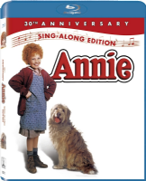 Annie Blu-ray (All Regions)